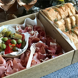 Meats and pickled veg box thumbnail