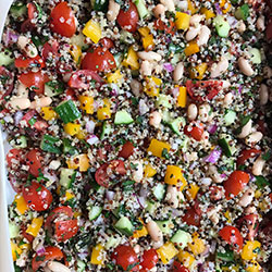 Chopped med salad thumbnail