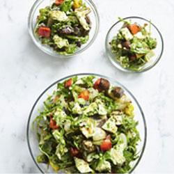 Roast Italian veggie salad thumbnail