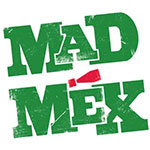 Mad Mex Garden City logo