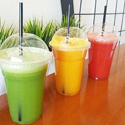 Fresh juices - 16 oz thumbnail