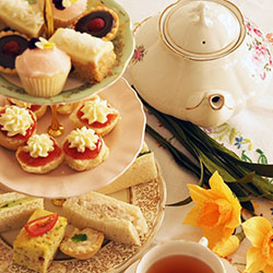 Deluxe high tea package thumbnail