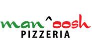 Manoosh Pizzeria Waterloo logo