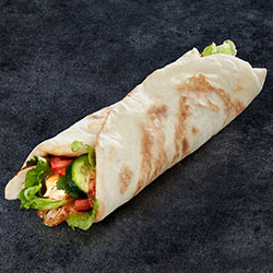 Sweet chilli and coriander wrap thumbnail
