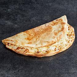 Three cheese folded pizza thumbnail