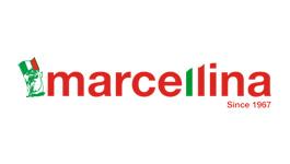 Marcellina Pizza  logo