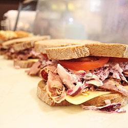 Fresh cut sandwich thumbnail