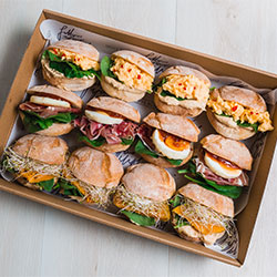 Mix breakfast slider thumbnail