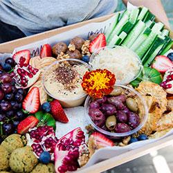 Vegan platter thumbnail