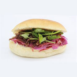 Braised beef brisket banh mi - mini thumbnail