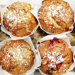 Assorted sweet muffin - large thumbnail