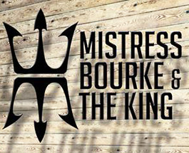 Mistress Bourke And The King logo