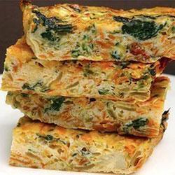 Vegetarian fritatta thumbnail