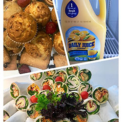 Morning tea and light lunch package 2 thumbnail