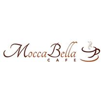 MoccaBella Cafe logo
