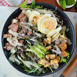 Caesar salad - serves 4 thumbnail