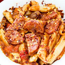 Chorizo pasta thumbnail