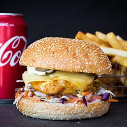 Classic burger combo thumbnail