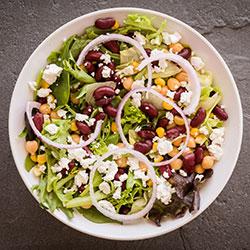 Bean salad thumbnail