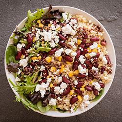 Brown rice salad thumbnail