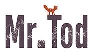 Mr. Tod Cafe logo