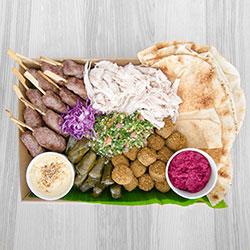 Lebanese cold platter thumbnail