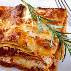 Traditional beef lasagne thumbnail