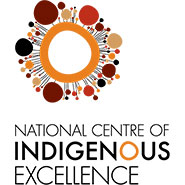 NCIE Indigenous-Inspired Catering logo