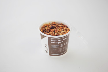 Muesli with Low Fat Yoghurt Cup - 385ml thumbnail