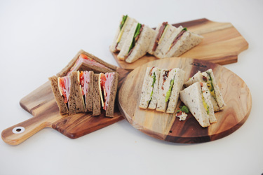 Quartered Sandwiches thumbnail