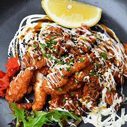 Fried octopus thumbnail