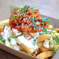 Kimchi fries thumbnail