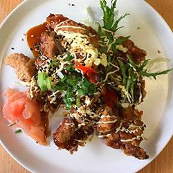 Seoul fried chicken thumbnail