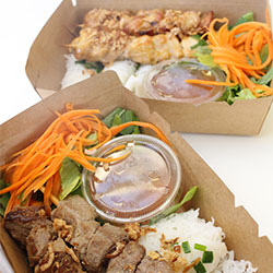 Assorted vermicelli salad thumbnail