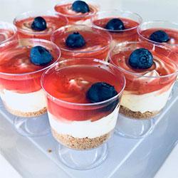 Dessert cup - mini thumbnail