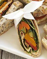 Vegetarian O Organic wraps thumbnail
