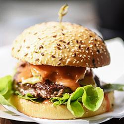 Cheese burger thumbnail