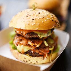 House burger thumbnail