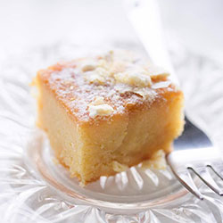 Mandarin polenta cake thumbnail