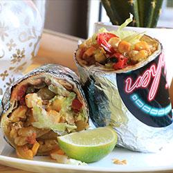Vegan burritos - 500g thumbnail