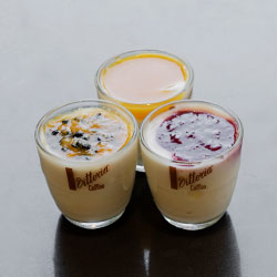 Fruit and yoghurt cup - 120ml thumbnail