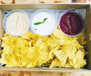 Dips and chips platter thumbnail