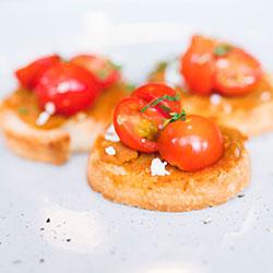 Herbed crostini thumbnail