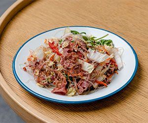 Vietnamese beef noodle salad thumbnail