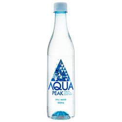 Aqua Peak still water - 500ml thumbnail