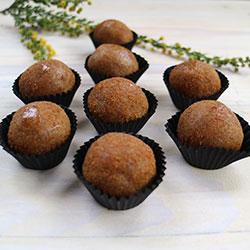 Vegan delish protein balls thumbnail