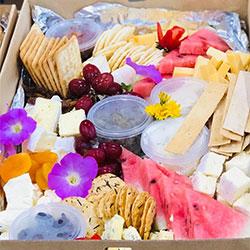 Cheese platter - serves 10 thumbnail