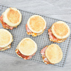 English breakfast muffin thumbnail