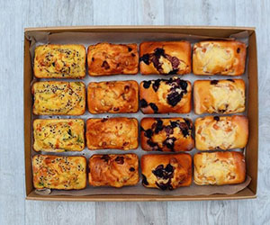 Sweet and savoury loaf collection thumbnail