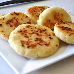 Cheese Arepa thumbnail